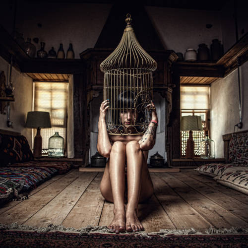 THE CAGE - L'Individu Photography